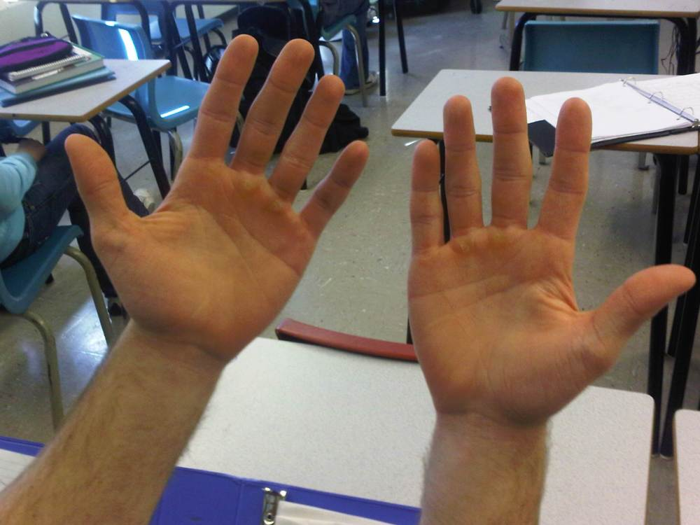 These Hands Are Jesus' Hands (4/4)