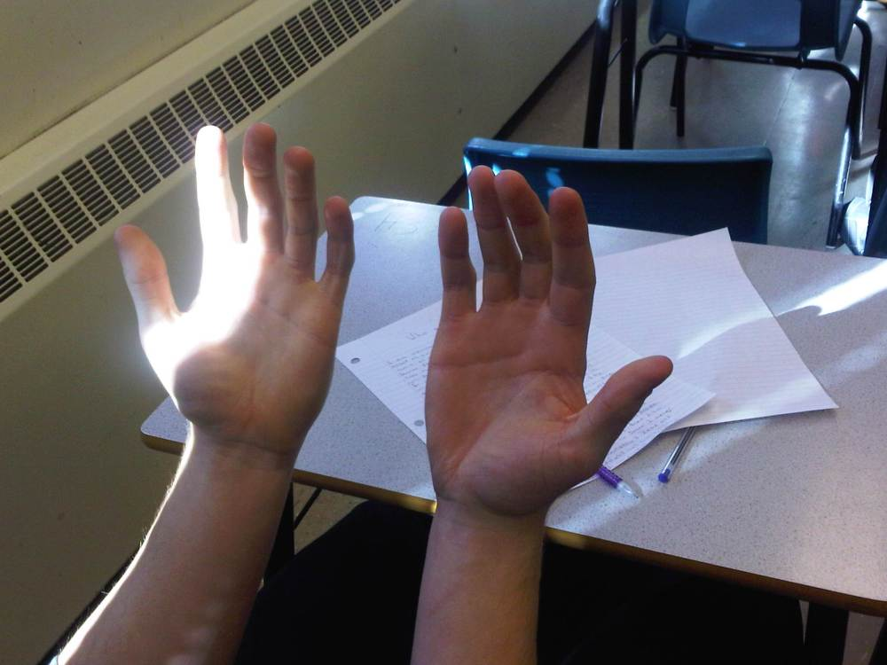 These Hands Are Jesus' Hands (2/4)