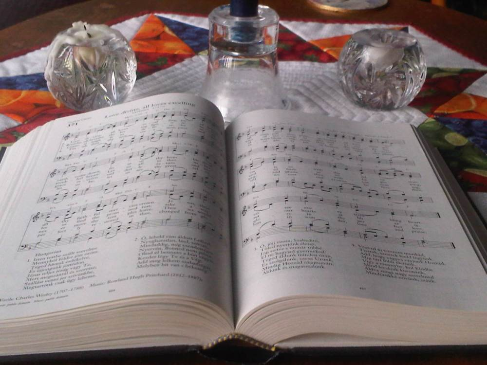 Sunday Hymns for Lectionary